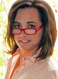 Silvia de Béjar en el congreso del amor