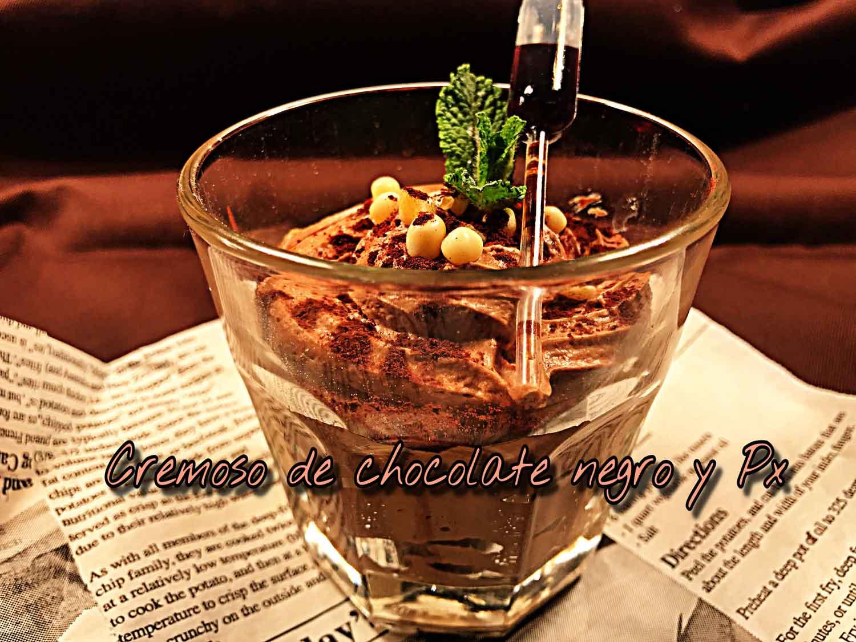 Cremoso-de-chocolate-negro-con-inyección-de-Pedro-Ximenez